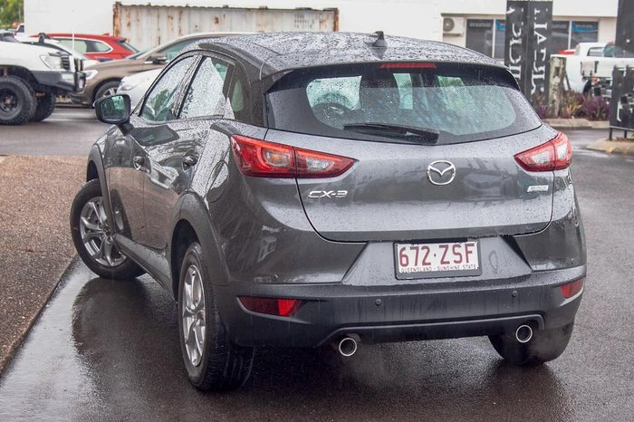 2019 Mazda CX-3 Maxx Sport DK Grey