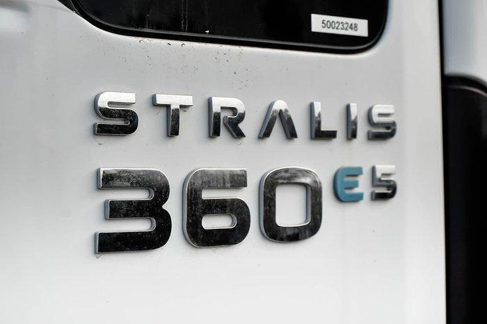 2020 IVECO ATI360 STRALIS 6X2 White