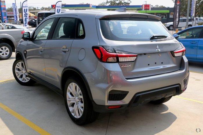2020 Mitsubishi ASX ES XD MY21 Grey
