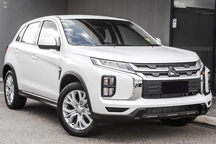 2020 Mitsubishi ASX ES XD MY21 White