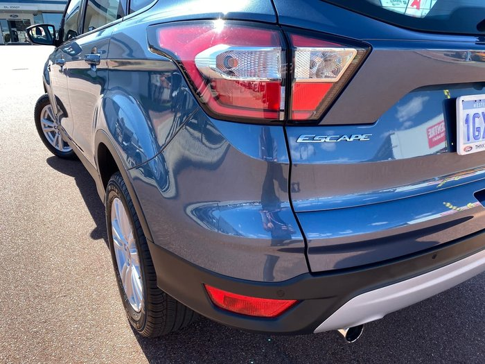 2019 Ford Escape Ambiente ZG MY19.25 Blue