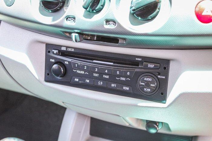 2008 Mitsubishi Triton GLX-R ML MY09 4X4 Dual Range Silver