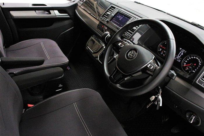 2019 Volkswagen Multivan TDI340 Comfortline T6 MY19 White