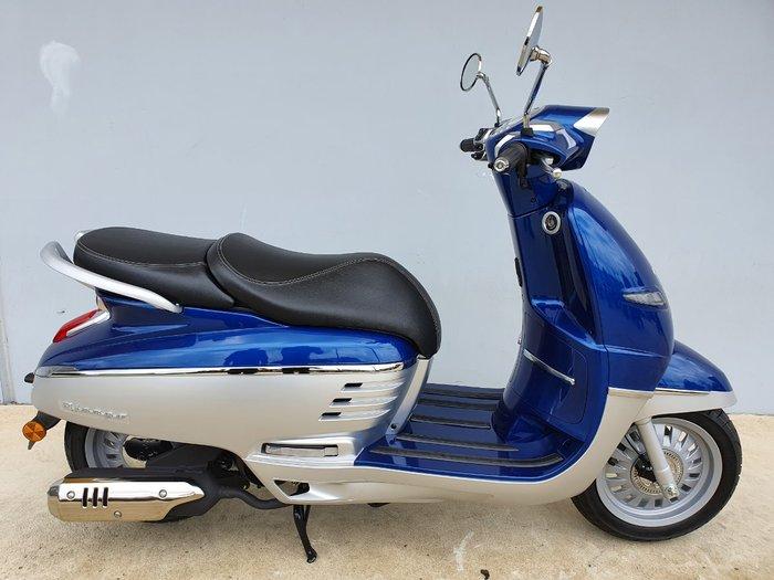 2020 Peugeot DJANGO 150 Blue