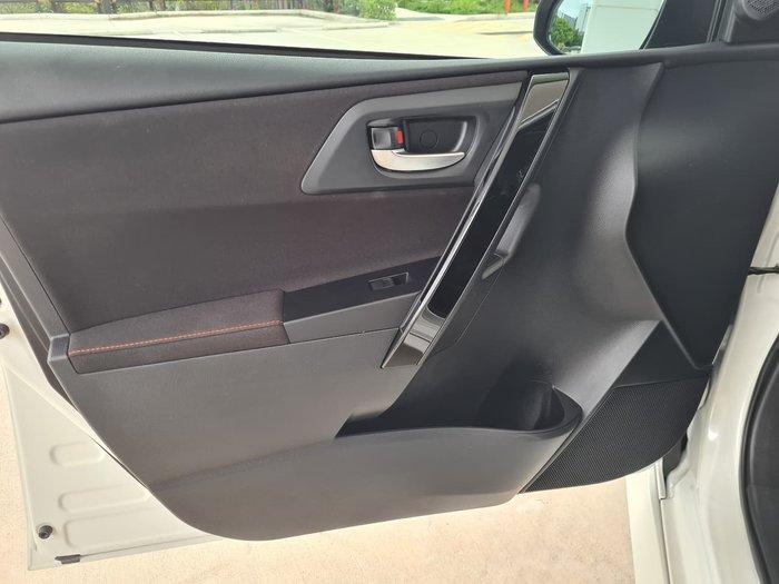 2017 Toyota Corolla SX ZRE182R White