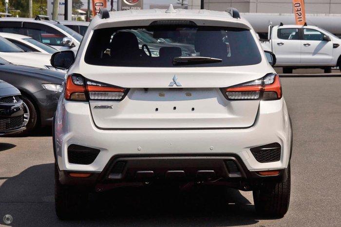 2020 Mitsubishi ASX LS XD MY21 White