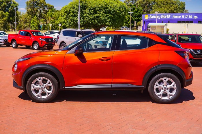 2020 Nissan JUKE ST+ F16 Fuji Sunset Red