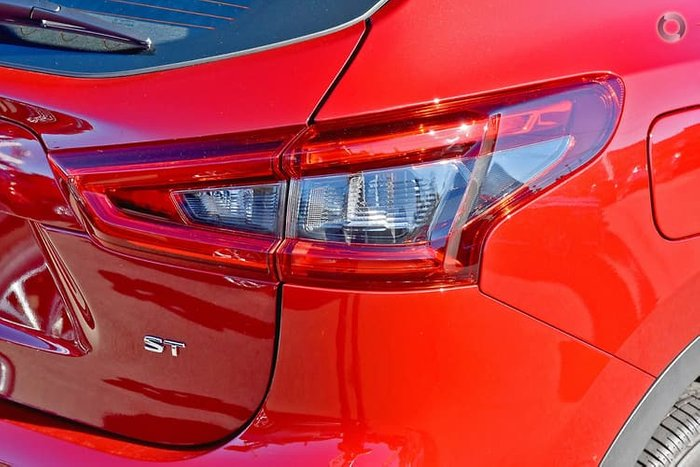 2020 Nissan QASHQAI ST J11 Series 3 MY20 Magnetic Red