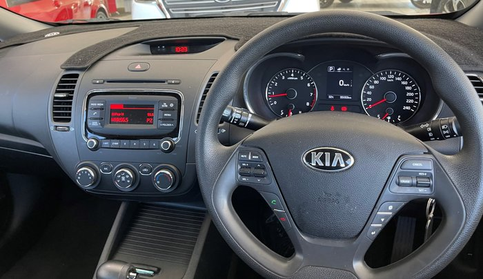 2016 Kia Cerato S YD MY17 Red