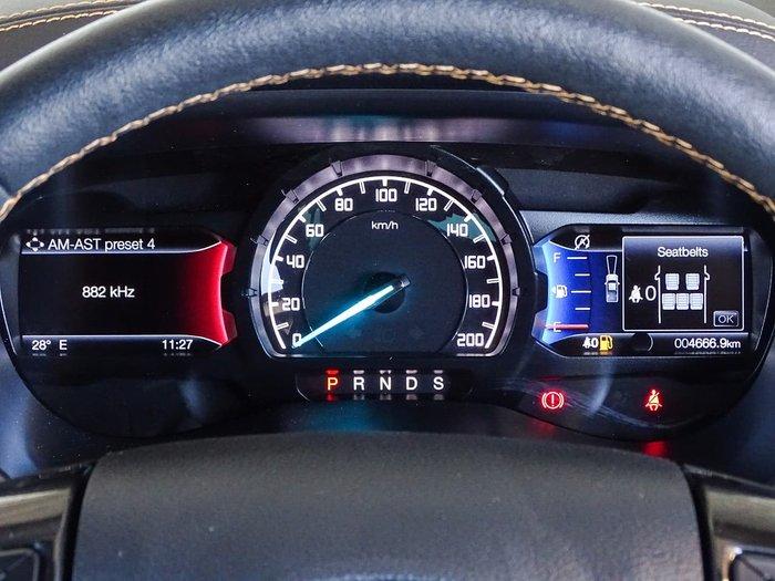 2020 Ford Ranger Wildtrak PX MkIII MY20.25 4X4 Dual Range Red