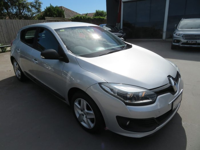 2014 Renault Megane Authentique III B95 Phase 2 Grey