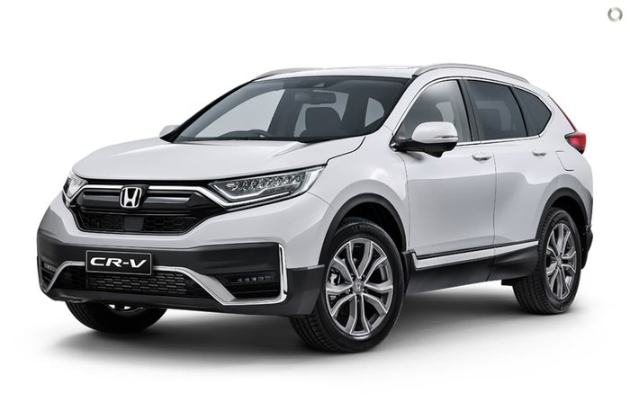 2020 Honda CR-V VTi LX AWD RW MY21 4X4 On Demand White