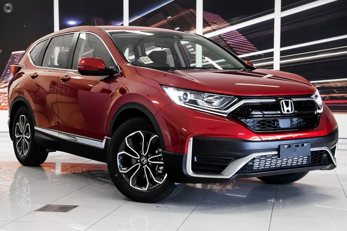 2020 Honda CR-V VTi X RW MY21 Red