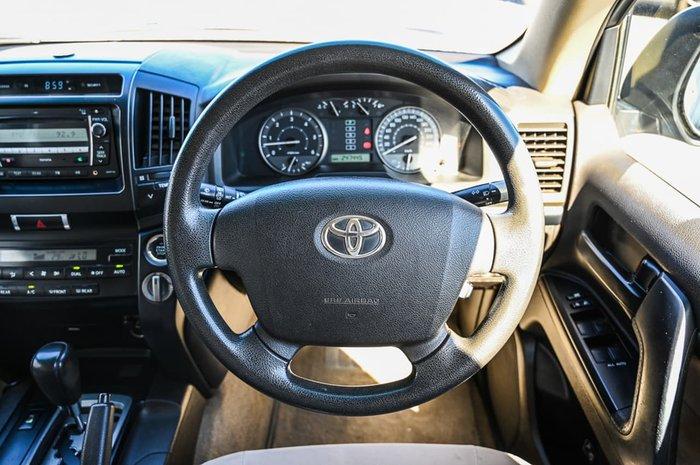 2009 Toyota Landcruiser GXL VDJ200R 4X4 Constant Beige
