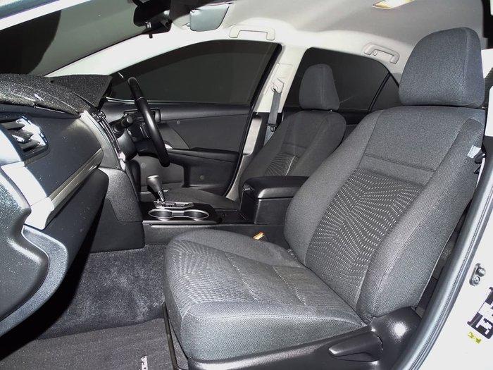 2015 Toyota Camry Atara S ASV50R Silver