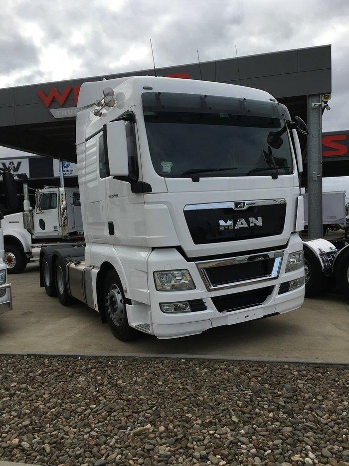 2021 MAN TGX 26.540 White