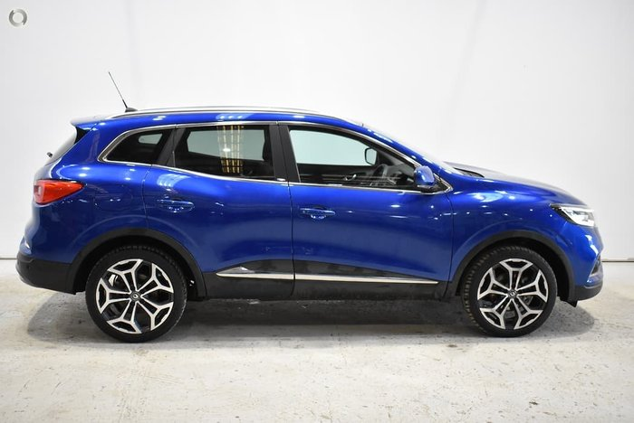 2019 Renault Kadjar Intens XFE Iron Blue