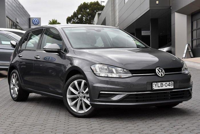 2020 Volkswagen Golf 110TSI Comfortline 7.5 MY20 Grey