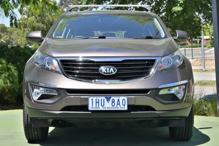 2015 Kia Sportage Si SL MY15 Brown