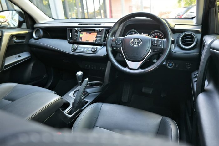 2017 Toyota RAV4 Cruiser ASA44R 4X4 On Demand Grey
