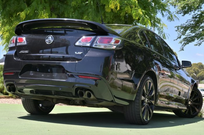 2016 Holden Commodore SS V VF Series II MY16 Black