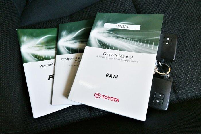 2016 Toyota RAV4 GXL ASA44R 4X4 On Demand White