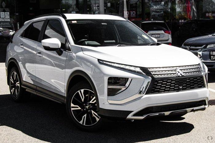2020 Mitsubishi Eclipse Cross LS YB MY21 White