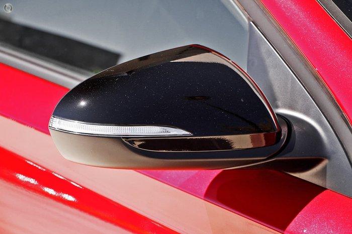 2020 Hyundai i30 N Line PD.V4 MY21 Fiery Red