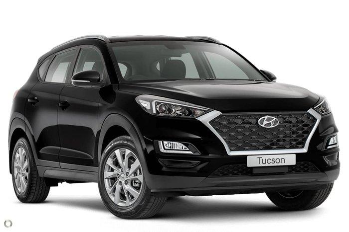 2020 Hyundai Tucson Active TL4 MY20 Phantom Black