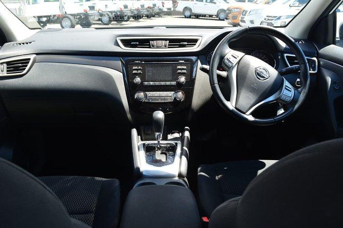 2017 Nissan QASHQAI N-SPORT J11 White
