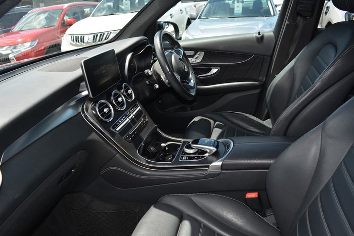2015 Mercedes-Benz GLC-Class GLC250 d X253 Four Wheel Drive Grey