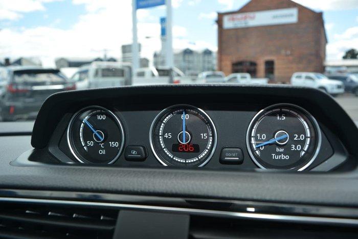 2016 Volkswagen Scirocco R Wolfsburg Edition 1S MY17 Blue