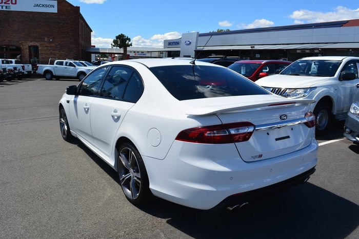 2015 Ford Falcon XR8 FG X White
