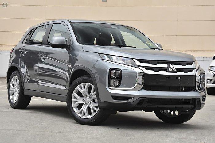 2020 Mitsubishi ASX ES XD MY21 Silver