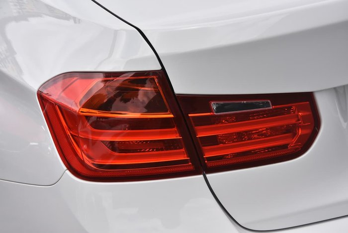 2015 BMW 3 Series 316i Sport Line F30 White