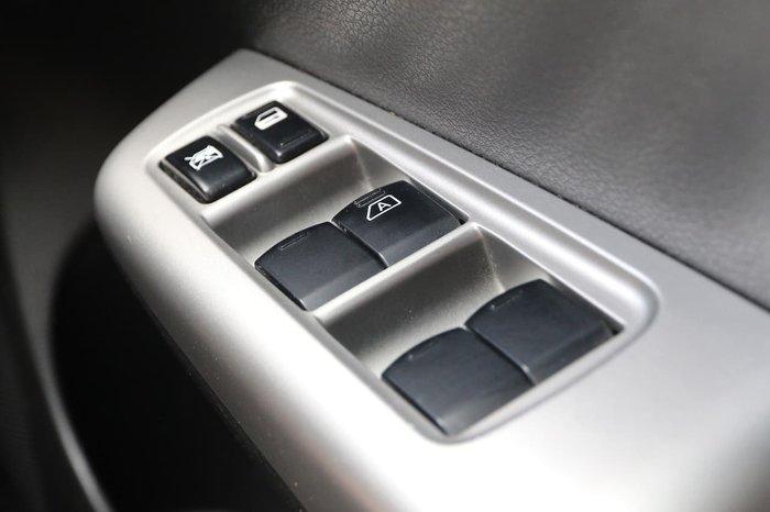 2009 Subaru Impreza R G3 MY09 Four Wheel Drive Silver