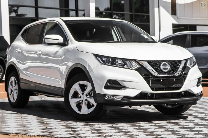 2020 Nissan QASHQAI ST+