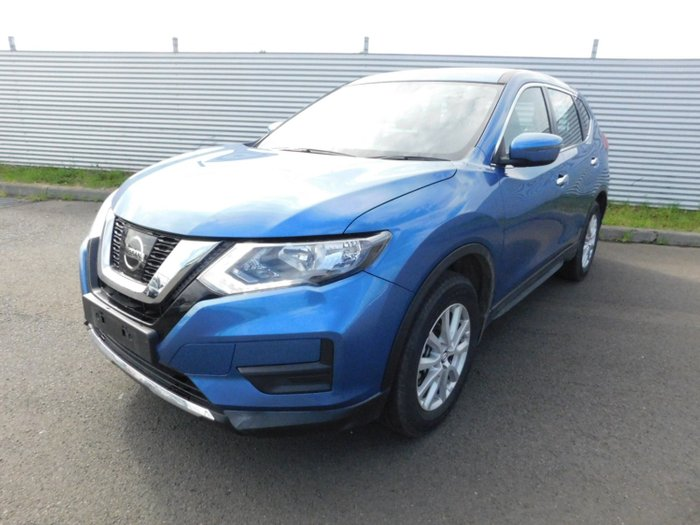 2019 Nissan X-Trail ST (2WD) T32 SERIES 2 Blue