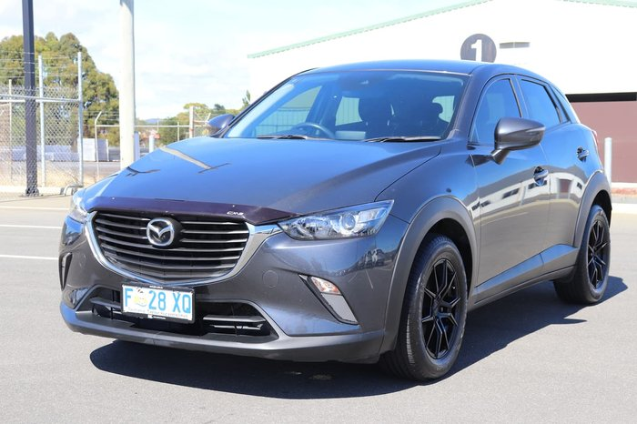 2017 Mazda CX-3 Maxx DK 4X4 On Demand Grey