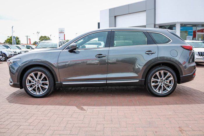 2017 Mazda CX-9 Azami TC 4X4 On Demand Grey