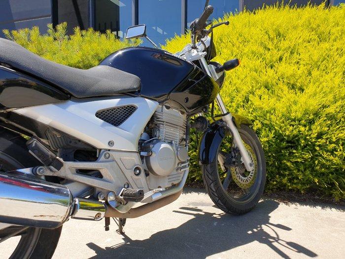 2008 Honda CBF250