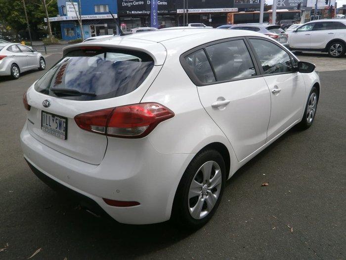 2017 Kia Cerato S YD MY18 White