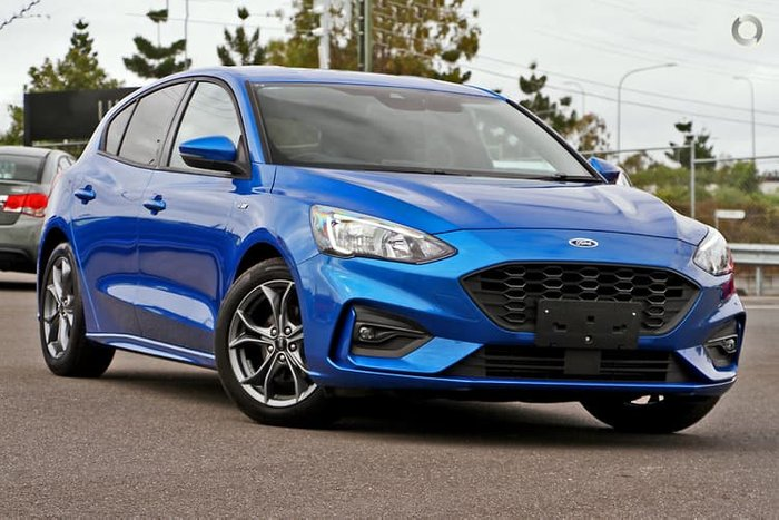 2020 Ford Focus ST-Line