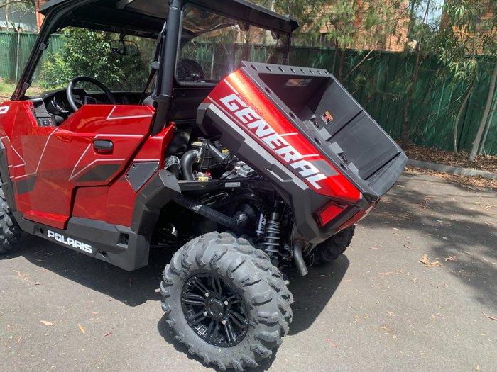 2020 Polaris 2020 POLARIS 1000CC GENERAL 1000 EPS DELUXE ATV Red