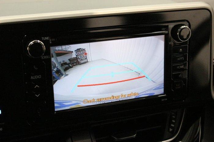 2018 Toyota C-HR Koba NGX10R White
