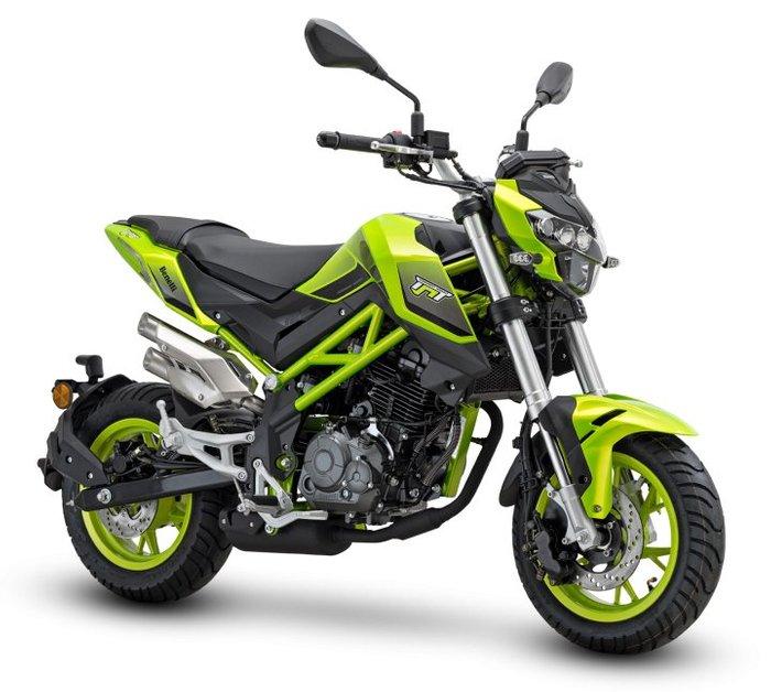 2021 Benelli TNT 135