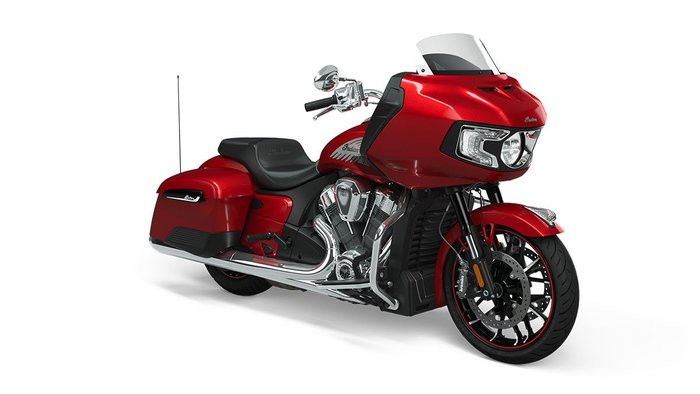 2020 Indian CHALLENGER LIMITED RUBY MET
