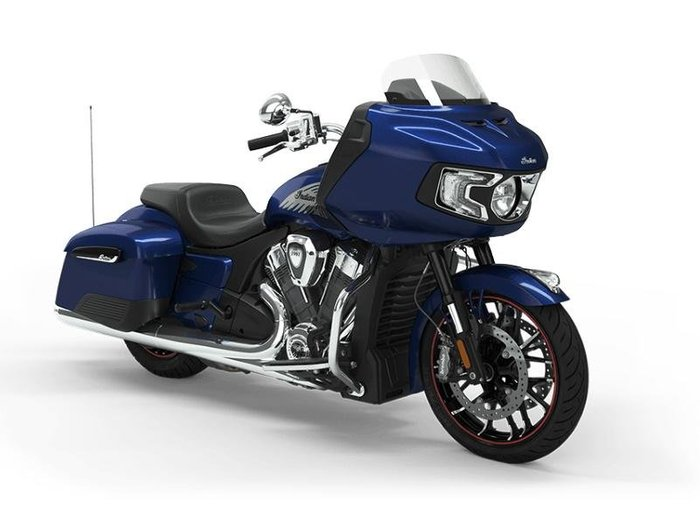 2020 Indian CHIEFTAIN LIMITED RADAR BLUE