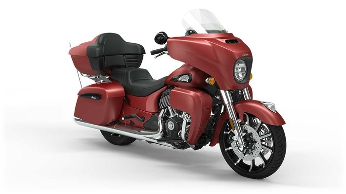 2020 Indian ROADMASTER DARK HORSE RUBY