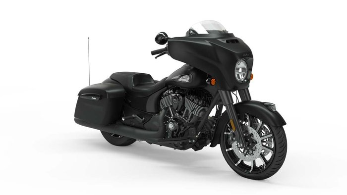2021 Indian CHIEFTAIN DARK HORSE BLACK
